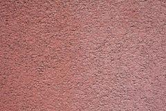 棕色详细资料灰泥织地不很细墙壁 免版税图库摄影