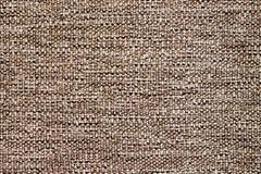 棕色颜色粗糙的天然纤维纹理design_的 库存照片