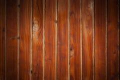 棕色黑暗的纹理木头 免版税库存照片