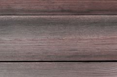 棕色黑暗的纹理木头 库存图片