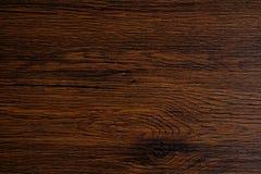 棕色黑暗的纹理木头 库存照片