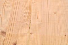 棕色轻的纹理木头 抽象背景,空的模板 库存照片