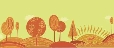 森林传说 免版税库存图片