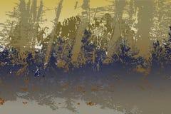 森林布朗 库存图片