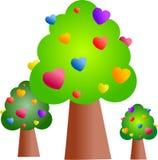 森林爱 皇族释放例证