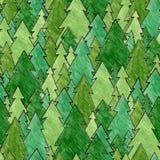 森林纹理 免版税库存图片