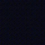 棱镜或十字架的抽象无缝的黑暗的几何样式 几何栅格纹理 棱镜花计算背景 黑人布朗 免版税库存图片
