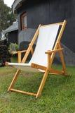 椅子休息室 免版税库存照片