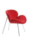 椅子办公室红色 免版税库存照片