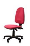 椅子办公室红色 图库摄影