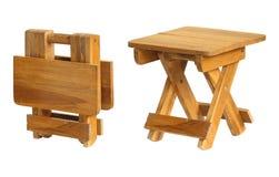 椅子可折叠 免版税库存照片