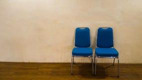 椅子夫妇  库存照片