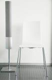 椅子扩音器 库存图片
