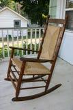 椅子晃动 库存照片