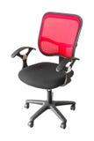 椅子查出办公室 免版税库存照片