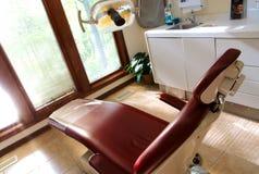 椅子牙齿牙科医生保险 图库摄影