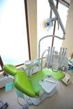 椅子牙齿牙科医生办公室 图库摄影