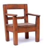 椅子玩具 免版税图库摄影