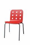 椅子红色 图库摄影
