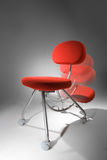 椅子膝盖 图库摄影