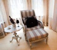椅子轻松的休息室 免版税库存照片