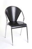 椅子金属metallstuhl vii 库存照片