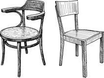 椅子 库存图片