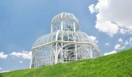 植物园炖您 免版税图库摄影