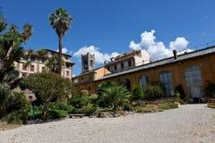 植物园,佛罗伦萨,佛罗伦萨,意大利,意大利 图库摄影