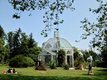 植物园 免版税库存照片
