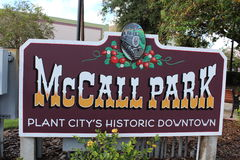 植物城市进城 免版税库存图片