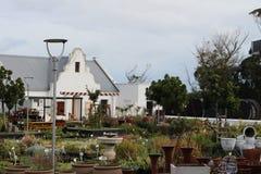 植物房子 免版税库存图片