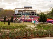 植物群公园, Wang Nam Khiao 库存照片