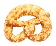 椒盐脆饼用乳酪 库存照片