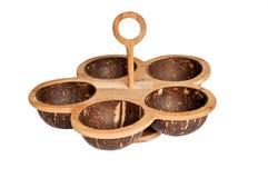 椰子产品 库存图片