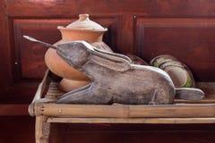 椰子磨丝器 库存图片