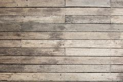 楼层室外木 图库摄影