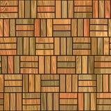 楼层木条地板 库存照片