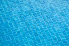 楼层游泳池 免版税库存照片