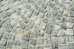 楼层石头 免版税库存照片