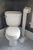 楼层纸洗手间 库存图片
