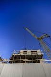 楼房建筑房子新的站点 库存照片