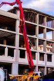 楼房建筑细节 免版税库存图片