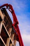 楼房建筑细节 图库摄影