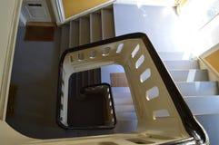 楼梯在哥本哈根 免版税库存照片