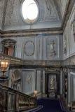 楼梯大理石宫殿 库存照片