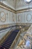 楼梯大理石宫殿 免版税图库摄影