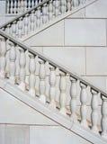 楼梯石头 免版税库存照片