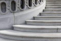 楼梯绕 库存图片