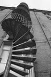 楼梯绕 免版税图库摄影